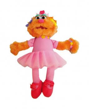 "a13b6da3e9 Loyal Plush Sesamstraße ""Sina"": Plüschfigur für Kinder ab drei Jahren,  Größe:"