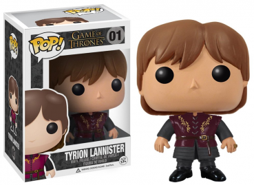 "funko - Game of Thrones, POP! ""Tyrion Lannister"": Vinyl Figur, Größe: 8 cm"