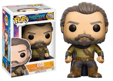 "funko - Guardians of the Galaxy Vol.2, POP! ""Ego"": Vinyl Figur mit Wackelkopf, Größe: 9 cm"