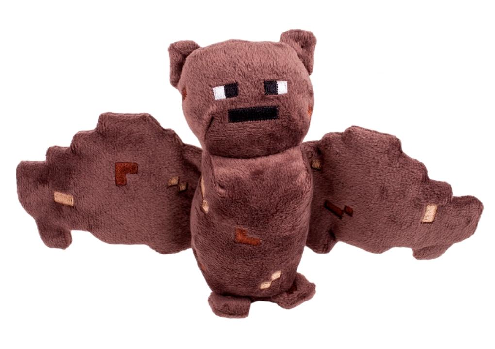 Stofftiere Papeterie Und Mehrjazwares Minecraft Bat Plüschtier