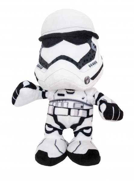 "Joy Toy ""Storm-Trooper"": Star Wars Plüsch Figur, Größe: 17cm"