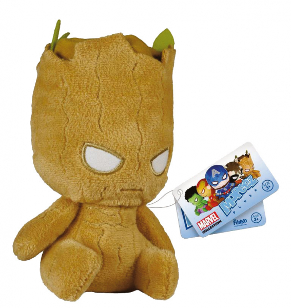 "funko Guardians of the Galaxy ""Groot"" Mopeez: Plüschfigur, Größe 12cm"