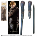 "The Noble Collection - Original Harry Potter - Lesezeichen & Stift ""Ron Weasley"""